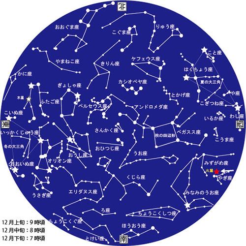 12月星図カラー