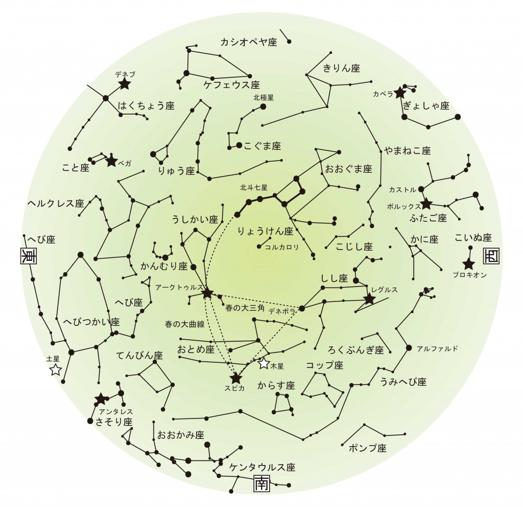 5月星図-01