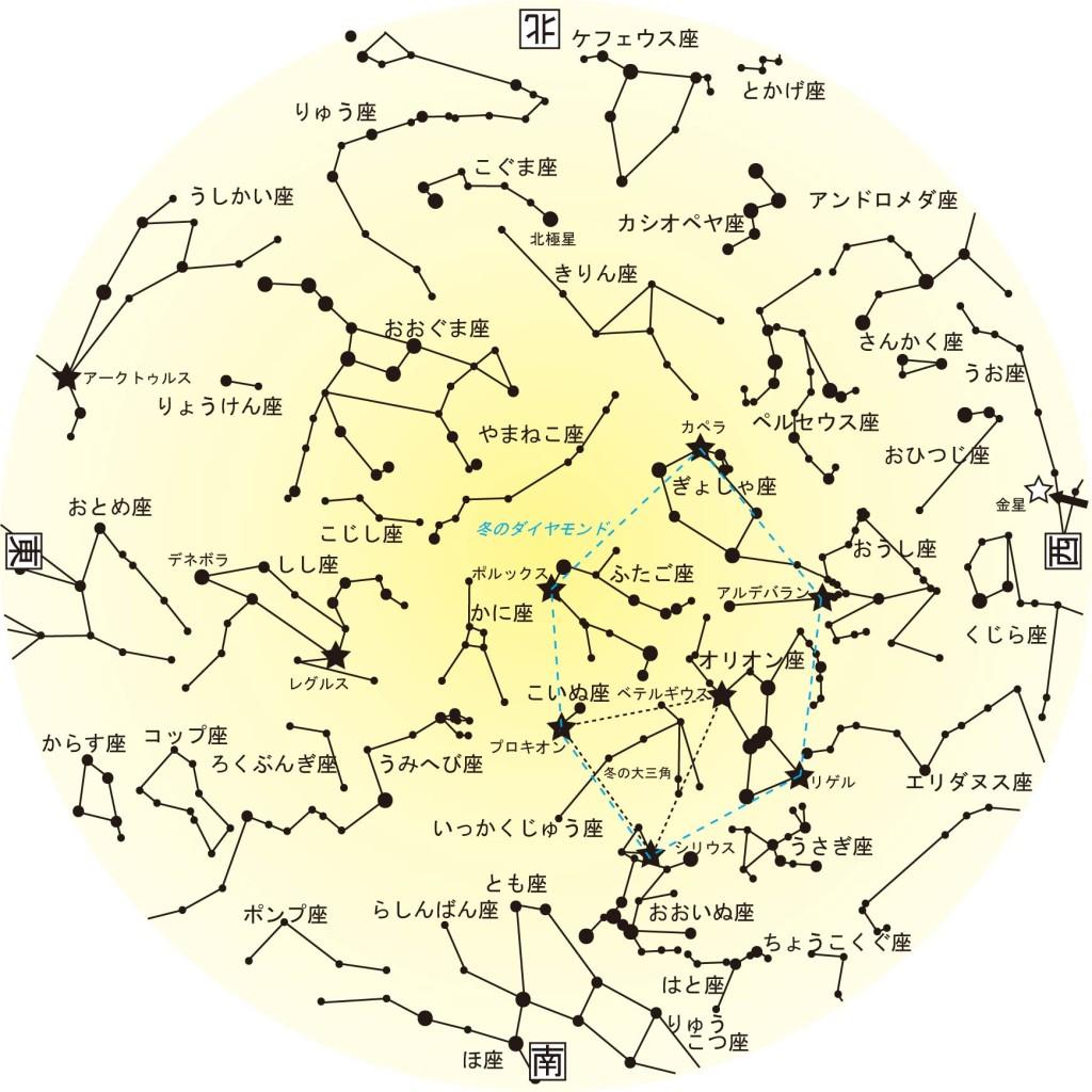 3月星図-01