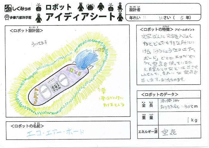 エコエアボート01