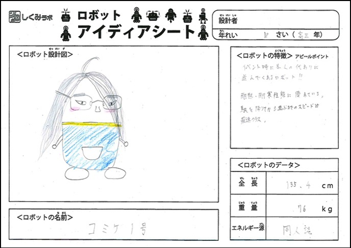 コミケ1号