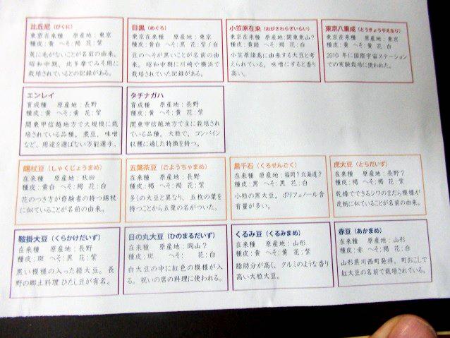 大豆図鑑解説ページ