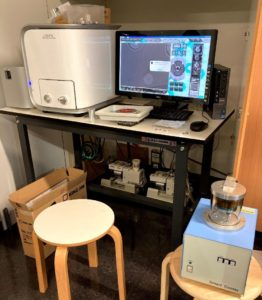 ノチウ 走査型電子顕微鏡