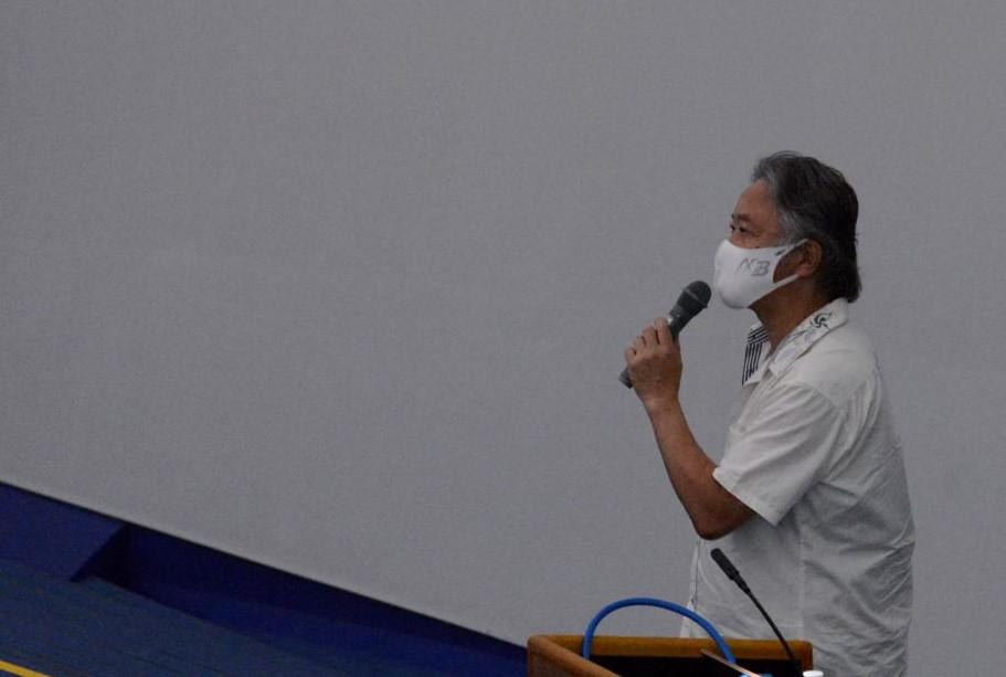 中川裕先生講演会(2021年多摩六都科学館)